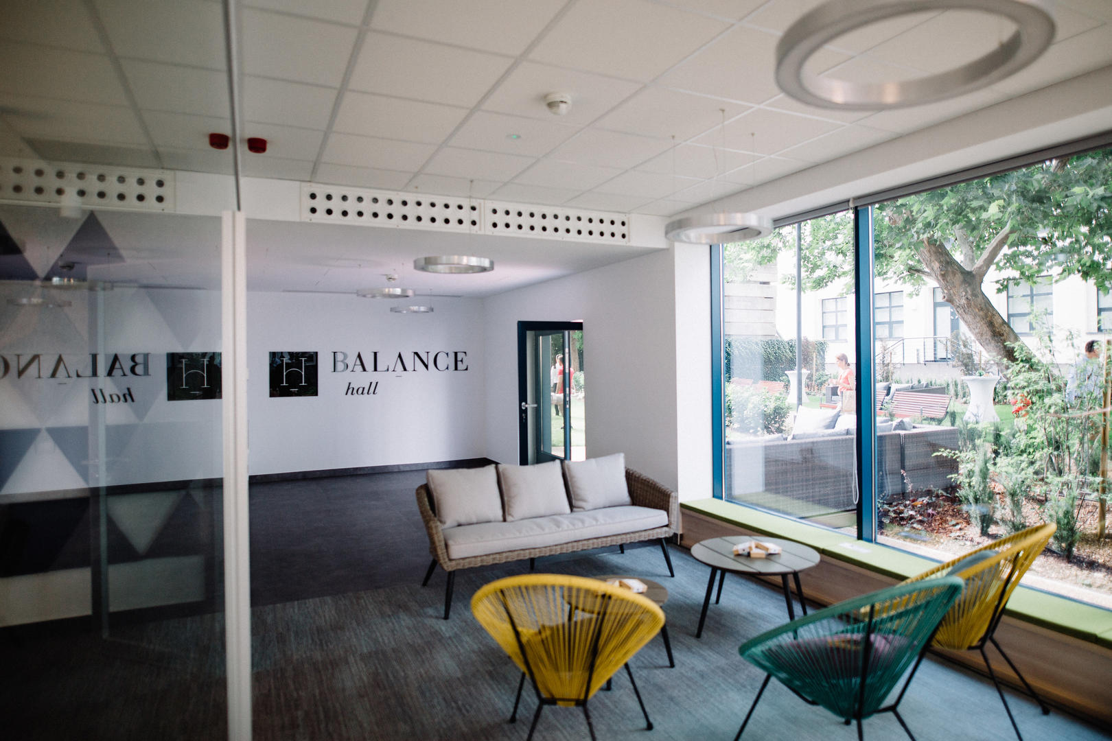 Balance Hall - Conscious Building. Powered by you a02b6cb688